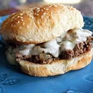 Philly style sloppy Joes