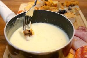fake fondue