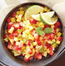 Margarita Fruit Salsa