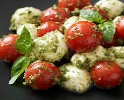Basil & Tomato Salad