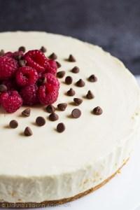 White Choc. Torte