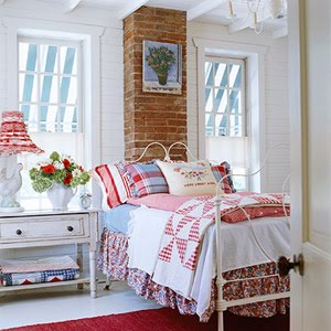 striped chair covers dining rooms cowhide desk >white & blue sometimes red ~ cottage   sally lee by the sea