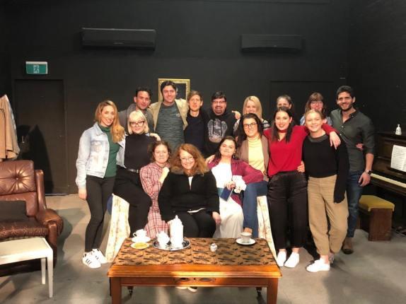 2018 Howard Fine Scene Study Class