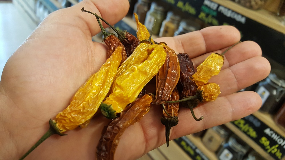 Sally Pepper-Spices-Tienda-Especias-salsas picantes-chiles-Madrid-chile-fatalii-áfrica