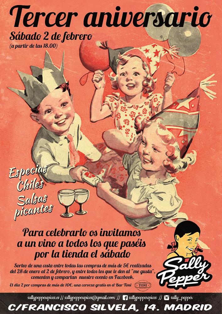 sally pepper-spices-tienda-especias-madrid-tercer-aniversario-2 febrero-2019-salsas picantes-chiles-707 x 1000
