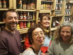 Sally Pepper-Spices-Tienda-Especias-salsas picantes-Madrid-tercer-aniversario-2 febrero-2019