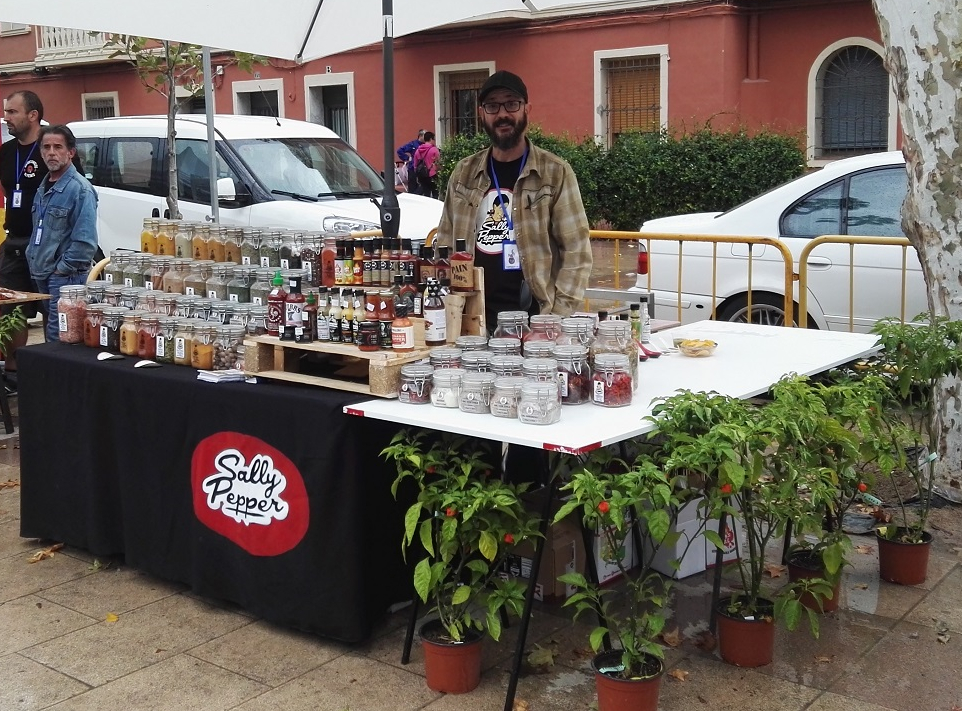 sally-pepper-spices-The Hell Contest-2019-stand-Juan-Pariente