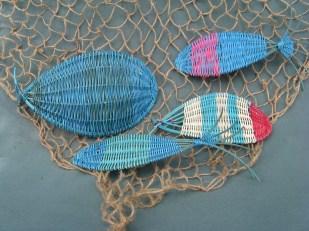 dyed cane fish