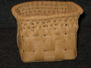 somband plaited basket