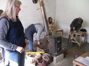 Joe Hogan workshop