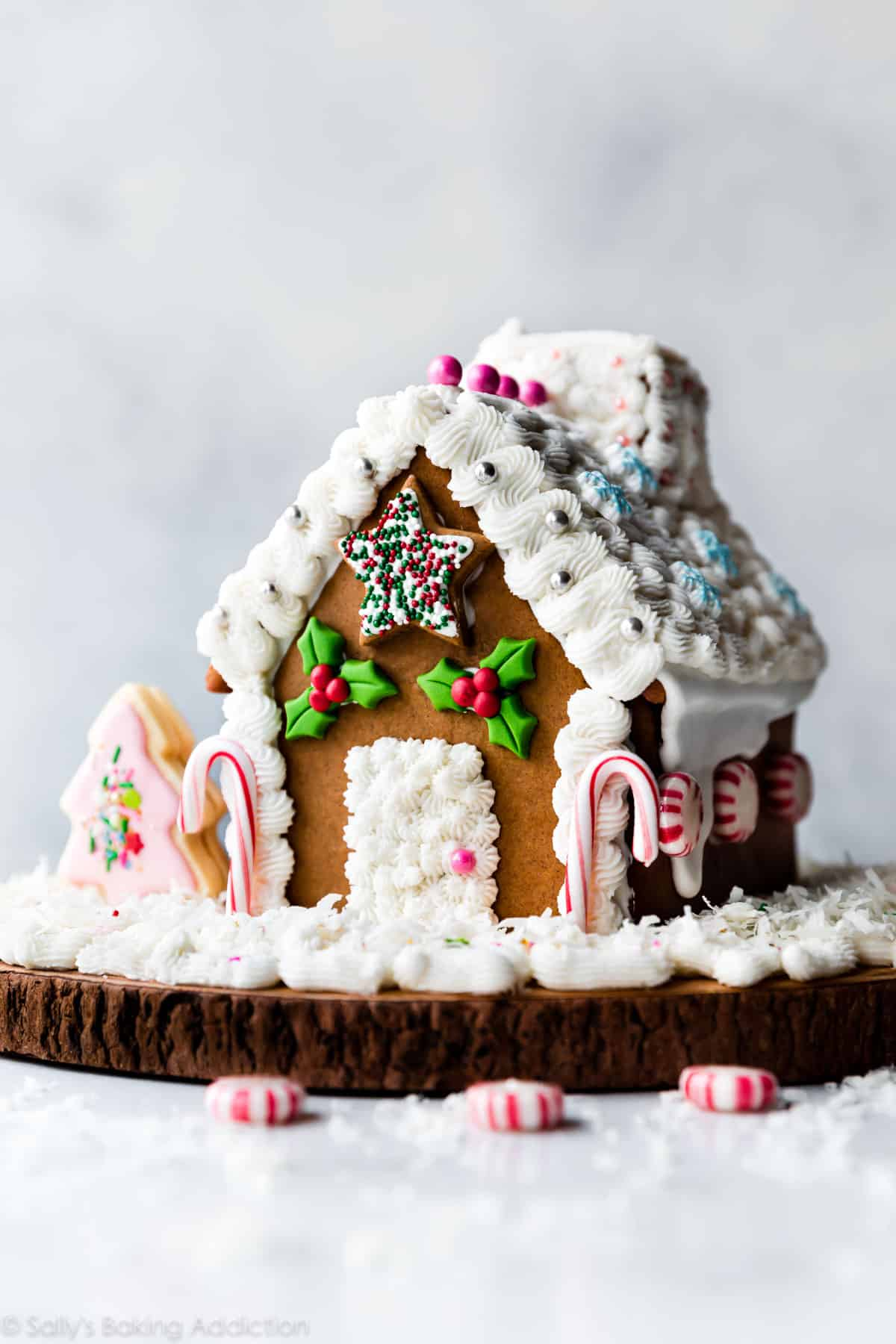 Gingerbread House Recipe Video