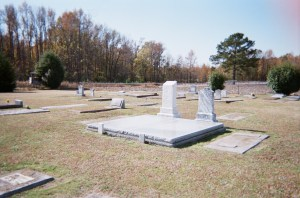 James&Malinda Outlaw Memorial