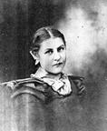 Aura Rayner Bryant's daughter photo taken Crawfordsville, Indiana