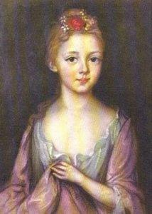 Portrait of Frances Lambert Moore