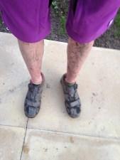 No where near as muddy!