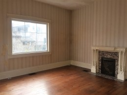 Living room, opposite of street side