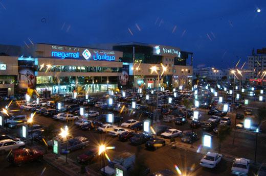 Jeddah's Serafi mall at the apex of voyeurism
