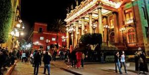 Guanajuato Capital, registró una llegada de 54 mil turistas