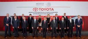 Guanajuato se coloca como el estado con más armadoras de autos en México.