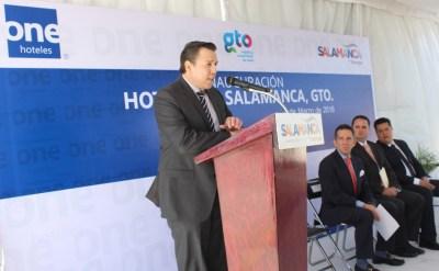ONE (2) Roberto Cárdenas Hernández, director general de Planeación de la Secretaría de Turismo del Estado de Guanajuato