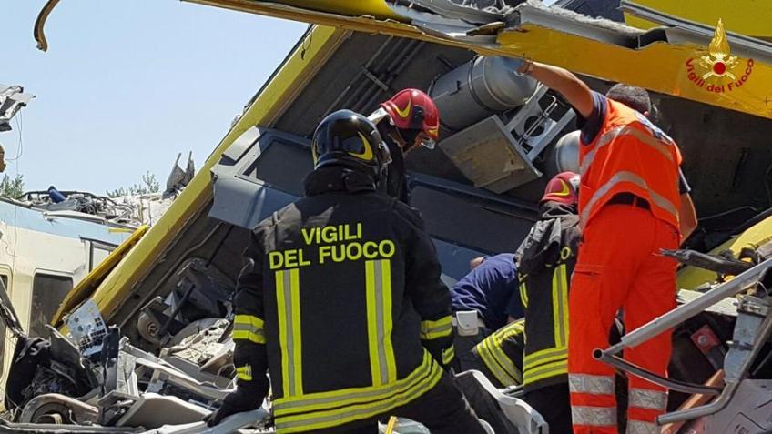 Foto:  Vigili del Fuoco (Bomberos)