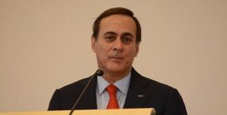 Juan Pablo Castañón Pdte. CCE