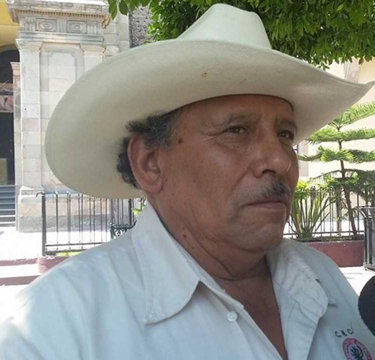 Samuel Balderas Gutiérrez Presidente CNC Salamanca