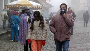 Continúa el frío y se prevén lluvias fuertes para el…