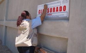 CLAUSURA PROFEPA CENTRO DE RECICLADO Y ACONDICIONAMIENTO DE ENVASES INDUSTRIALES…
