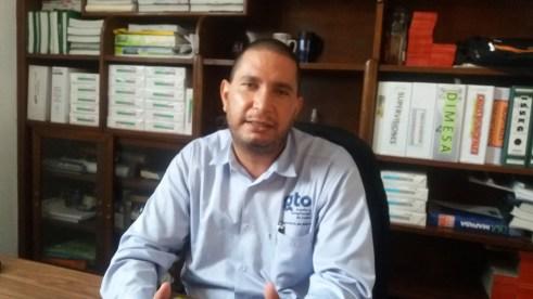 Dr. Juan Jesús Martínez García Jefe de la Jurisdicción V