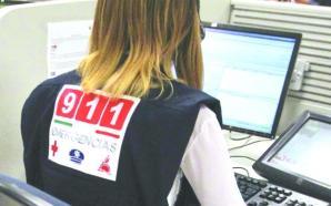 Sólo 11% de llamadas al 911 es real: Segob