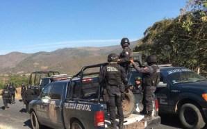 Emboscada a policías en Zihuatanejo deja 3 uniformados heridos