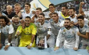 Aún sin CR7, Real Madrid humilla al Barcelona en la…