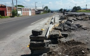 CONSTRUYEN TRAMPA MORTAL, EN CARRETERA LIBRE PROVENIENTE DE VALLE DE…