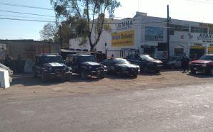 ASEGURAN AUTORIDADES MÁS DE 3 MILLONES DE COMBUSTIBLE ROBADO