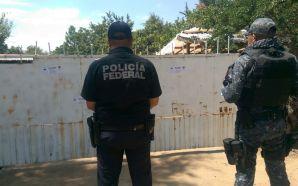 POLICÍA FEDERAL EN IRAPUATO LOGRA EL ASEGURAMIENTO DE VEHÍCULOS ARMAS…