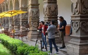 El CEARG ofrece curso en Diseño de Producción Cinematográfica