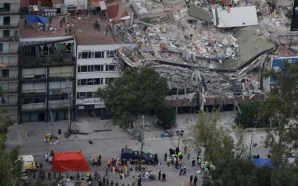 Suelo blando de Ciudad de México amplifica temblores