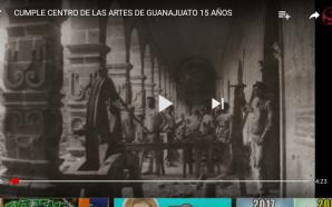 CUMPLE CEARG XV AÑOS DE HACER HISTORIA EN EL ARTE