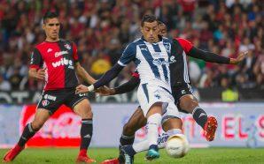 Rayados vence al Atlas y pone un pie en semifinales
