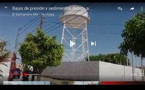 POZOS DE AGUA EN RIESGO DE COLAPSO POR MOVIMIENTO TELURICO