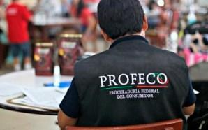 ALERTA ANTE IMPOSTORES DE PROFECO EN EL MUNICIPIO.