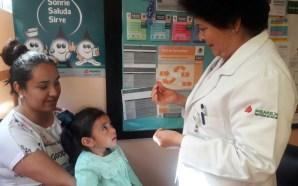 Hospital Regional de Pemex participa en la Primera Semana Nacional…