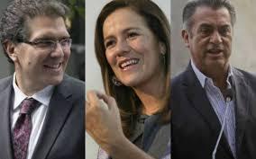 Los independientes Ríos Piter, Zavala y 'El Bronco', con más…