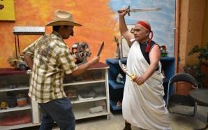 """""""Pájaros en la Rama"""" grupo teatral salmantino presenta con éxito…"""