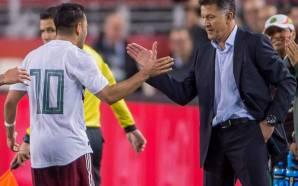 Semifinales en Rusia 2018, la meta de Osorio