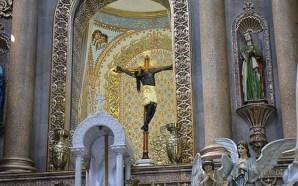 El cristo negro de Salamanca