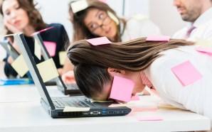 Tienen estrés crónico 70% de las mujeres trabajadoras