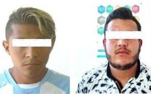 La PGJE-SSPE captura a dos hombres de 20 y 21…