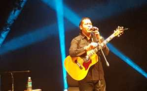 Amaury Gutiérrez con éxito se presento en concierto en el…
